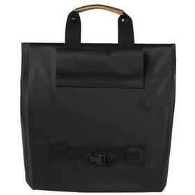 Basil Urban Dry Luggage Pannier Shopper 25l, matt black
